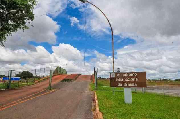 Brasília também cogitou receber uma etapa da MotoGP em 2014. Obviamente, não deu certo