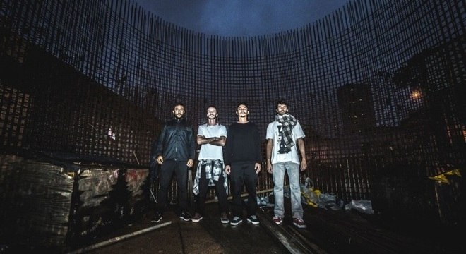 Grupo carioca faz um som com diversas influências como o rock, reggae e pop