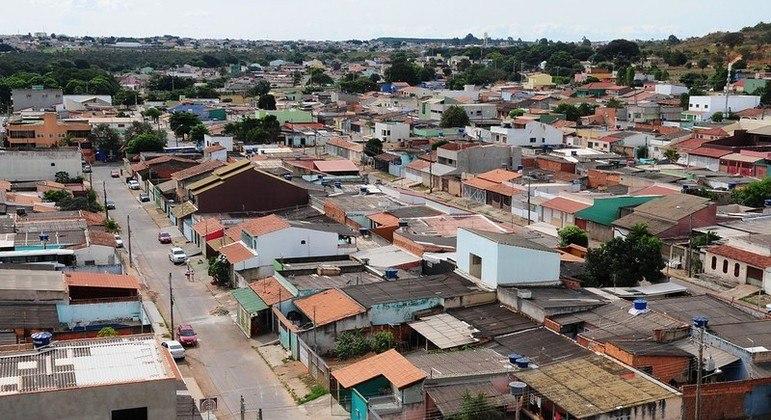 Crime ocorreu em Brazlândia, no Distrito Federal