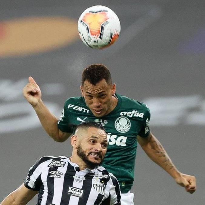 Breno Lopes cabeceia para dar a Libertadores ao Palmeiras. Ele já sabia que não iria ao Mundial