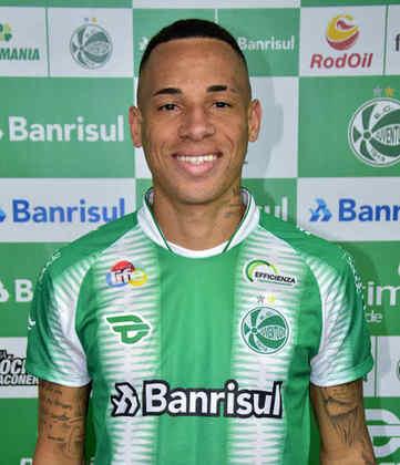 BRENO LOPES (Juventude) - Boa opção para o setor ofensivo da equipe gaúcha. Ao lado de Cajá, marcou três gols