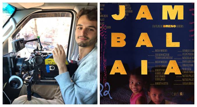 Breno Moreira é o diretor do longa-metragem 'Jambalaia'