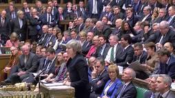 Parlamento do Reino Unido rejeita acordo do Brexit e deixa saída incerta ()