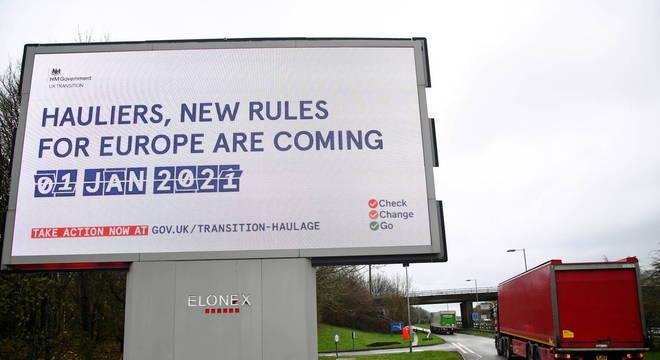 Governo britânico já anuncia que mudanças acontecerão em janeiro de 2021