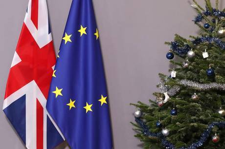 Londres anuncia acordo com UE