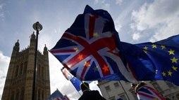 Em clima de negociações, incertezas do Brexit afetam brasileiros no Reino Unido (Toby Melville/Reuters - 18.3.2019)