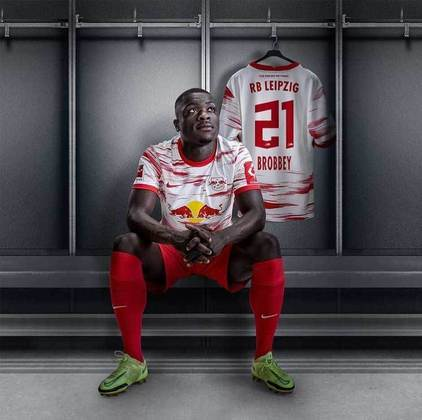 Brian Brobbey: RB Leipzig - 19 anos - atacante