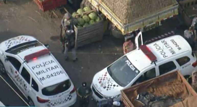 Briga de carregadores na Ceagesp termina em morte em São Paulo