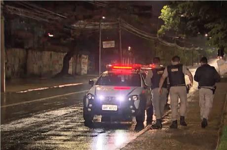 Polícia Militar ainda não identificou suspeitos