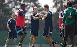 Em 2014, Valdívia e Bruno se envolveram em discussão no treino do Palmeiras com vários palavrões. Os dois só não chegaram a trocar socos por causa dos companheiros. A discussão ocorreu por conta das reclamações do meia, que queria que o goleiro lançasse a bola para ele