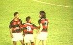 O Flamengo levou virada do Fluminense e Renato Gaúcho deu uma bronca no companheiro Djalminha, revelação de 20 anos que estava ganhando espaço. Djalminha não gostou e partiu para cima. Os dois trocaram empurrões no campo e nos vestiários. Djalminha deixou o Flamengo após o episódio, ocorrido em 1993