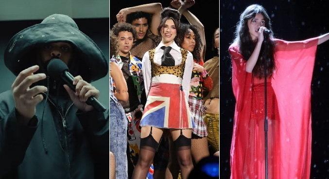 The Weeknd, Dua Lipa, Olivia Rodrigo e mais brilharam no Brit Awards 2021