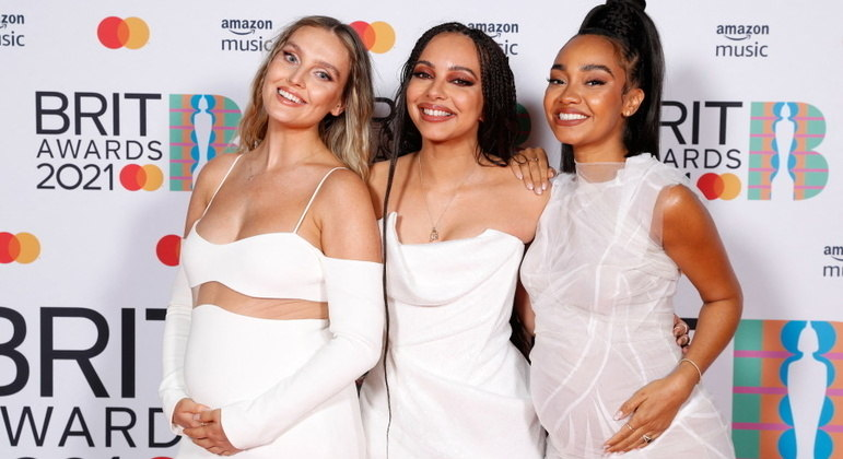Little Mix: Perrie Edwards, Jade Thirlwall e Leigh-Anne Pinnock