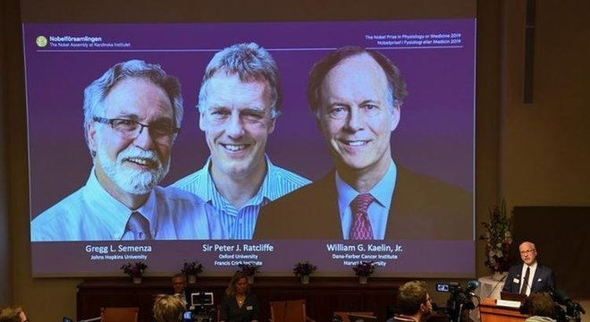Britânico e dois americanos venceram o Prêmio Nobel de Medicina