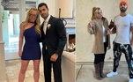 DIUUma das revelações mais chocantes do caso de Britney foi feita por ela mesma durante uma audiência. Segundo Britney, ela foi impedida pelo pai de engravidar novamente. Britney é mãe de dois meninos, Sean, de 15 anos, e Jayden, de 14, e afirmou que tem desejo de ter um filho com o namorado, o treinador Sam Asghari. 'Eu queria remover o meu DIU para engravidar, mas o tutor não me deixa porque não querem que eu tenha um filho', desabafou a cantora no tribunal