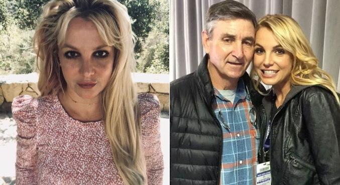 Britney Spears não terá mais o pai, Jamie Spears, como seu tutor