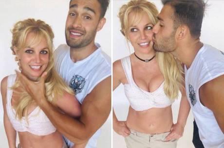 Sam Asghari se declarou para Britney Sprears