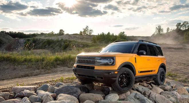A grande novidade da marca para 2021 no Brasil, segundo o executivo, é a chegada da família de SUVs Bronco.