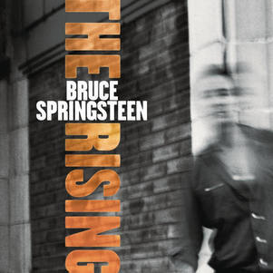Capa do álbum The Rising