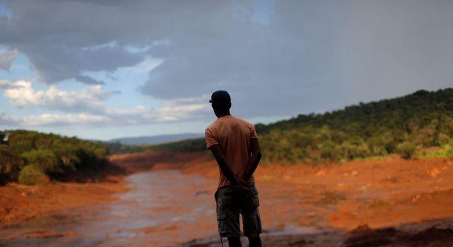 Maioria das barragens estão na cidade de Nova Lima, em Minas Gerais