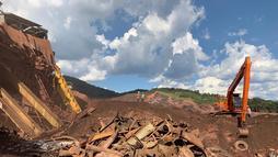 Sobe para 177 o número de mortos em tragédia de Brumadinho (MG) ()
