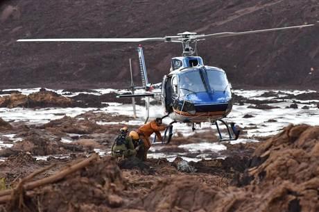 Rompimento da barragem aconteceu na sexta-feira (25)