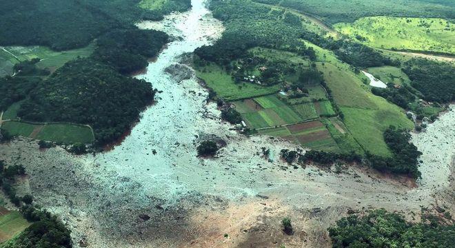 Barragem se rompeu matando 270 pessoas na comunidade Córrego do Feijão