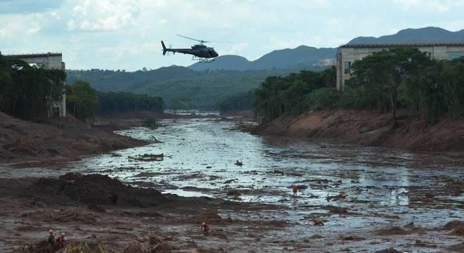 Barragem em Brumadinho se rompeu em 2019 e deixou 270 mortos