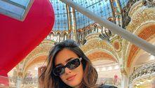 Influencer viaja a Paris e aumenta boatos de affair com Neymar