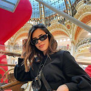 Apontada como affair de Neymar, Bruna Biancardi está em Paris