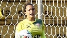 'Zombavam de mim na escola', diz goleira campeã brasileira