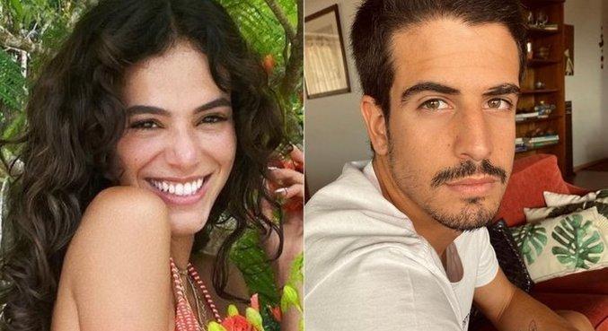 Bruna e Enzo estavam juntos desde o ano passado