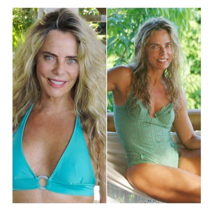 Aos 68 anos, Bruna Lombardi continua sendo uma das mulheres mais bonitas do Brasil. Cheia de saúde, a atriz e escritora deixa os internautas boquiabertos toda vez que compartilha uma foto nas redes sociais. Seus seguidores a definem inúmeras vezes como