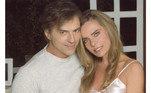 Bruna Lombardi segue casada com Carlos Alberto Riccelli. Eles estão juntos há 43 anos e costumam trocar declarações de amor nas redes sociais