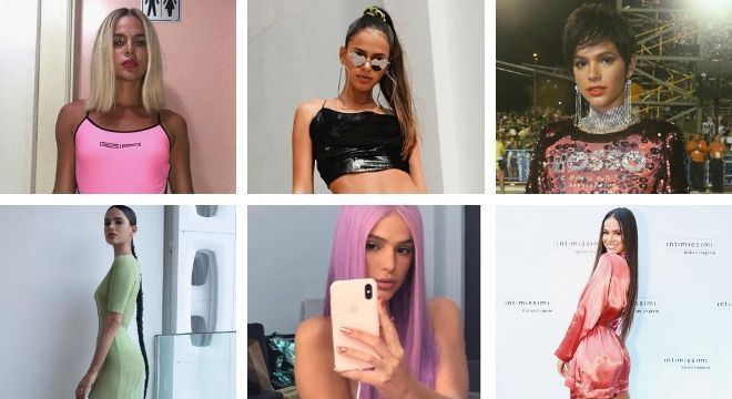 As mil faces de Bruna Marquezine