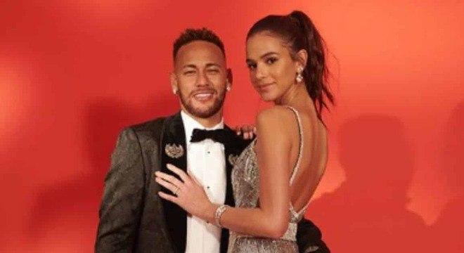 Bruna e Neymar romperam namoro mais uma vez