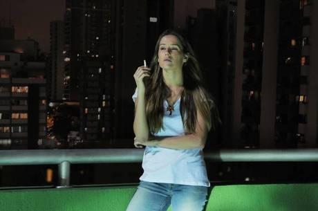 Bruna Surfistinha, estrelado por Deborah Secco,  foi criticado por Bolsonaro por ter recebido dinheiro público