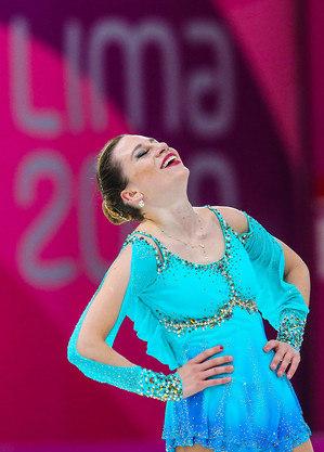 Bruna foi medalha de ouro no último Pan-Americano Lima 2019