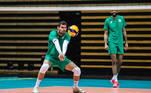 Às 23h tem Brasil x Tunísia na disputa masculina pela medalha olímpica no vôlei
