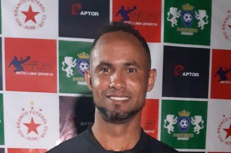Bruno foi contratado pelo Rio Branco (AC)