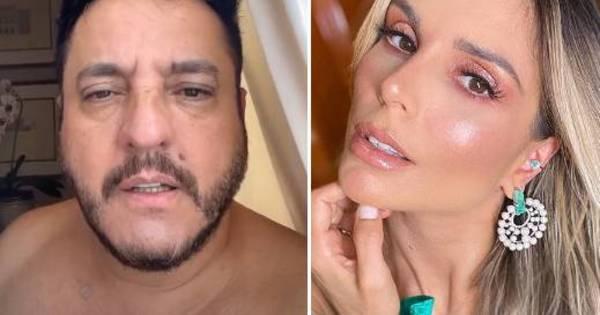 Sertanejo Bruno pede desculpas à Flávia Viana após constrangimento – R7