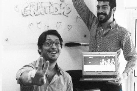 Bruno Aleixo e Cássio Falcón querem incentivar o voluntariado
