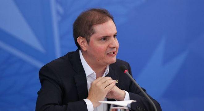 O secretário de Previdência e Trabalho, Bruno Bianco
