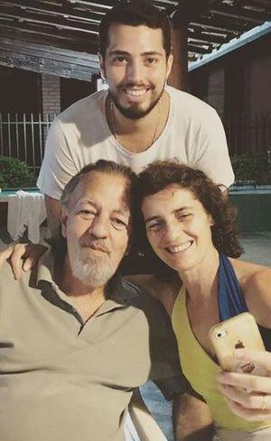 Pais de Bruno, Walter e Jacqueline Costa, são ícones de boliche