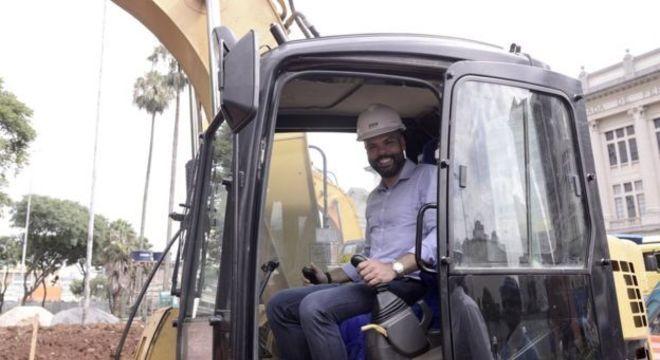 Bruno Covas se prepara para assumir a prefeitura da maior cidade do Brasil