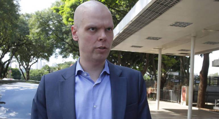 O prefeito de São Paulo, Bruno Covas (PSDB) se licenciou do cargo para tratar o câncer