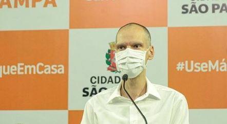 Bruno Covas enfrentava câncer há dois anos
