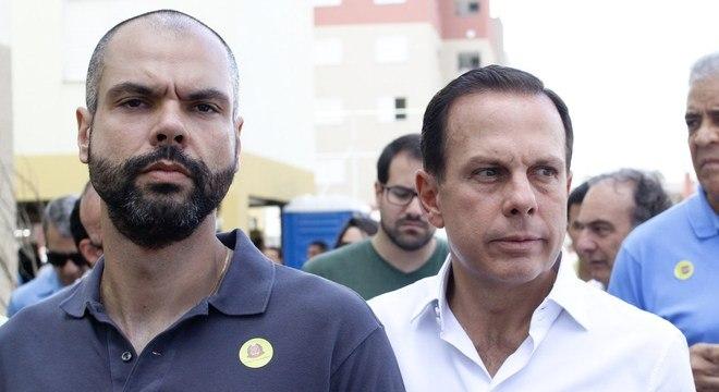 Bruno Covas deve assumir a Prefeitura de SP em abril