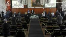 Ato ecumênico na Câmara de SP homenageia Bruno Covas