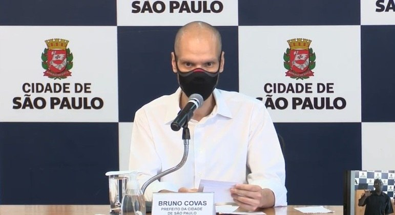 Covas pede prorrogação do auxílio emergencial para a cidade de São Paulo